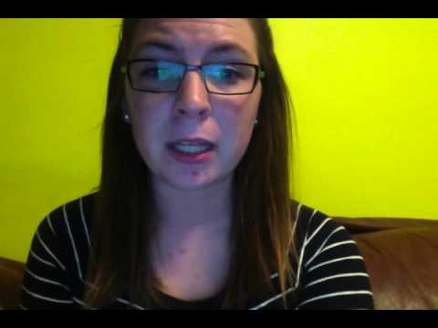 Sarah Page Alpha Gamma Delta Leadership Consultant Video Response