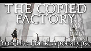 FFXIV Shadowbringers: YoRHa Dark Apocalypse 5.1 Story Time (The Copied Factory)