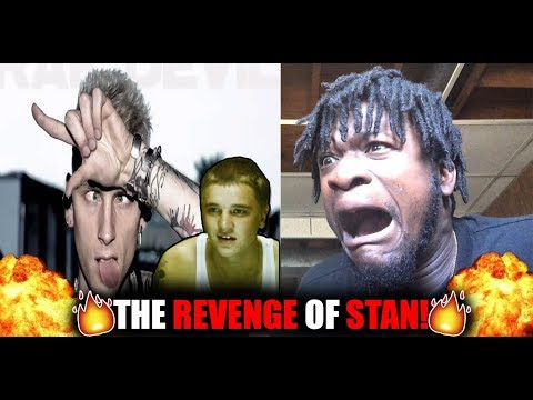 Eminem Fan Responds To MGK! | Stan - Sincerely Stan (Machine Gun Kelly Di$$) REACTION!