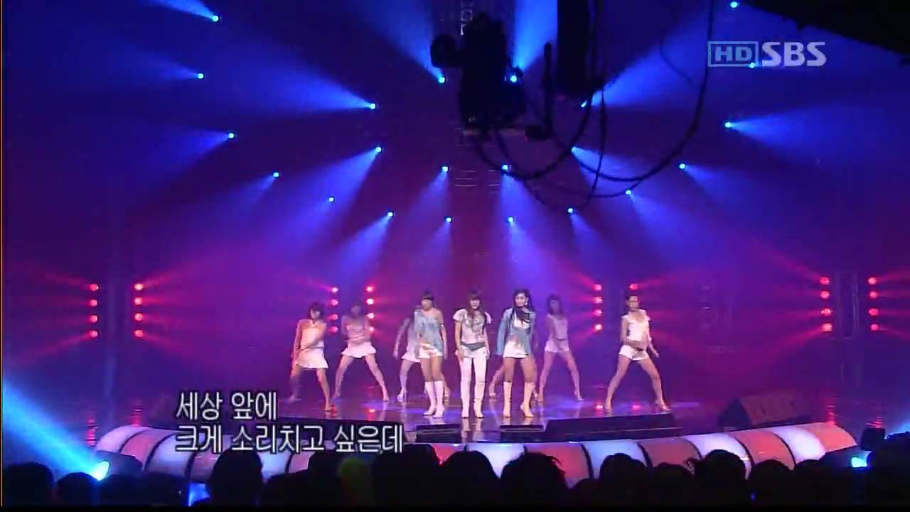 A dancer suddenly fell down and had seizures on stage but the idol