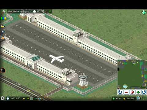 TheoTown Airport!!! ☺