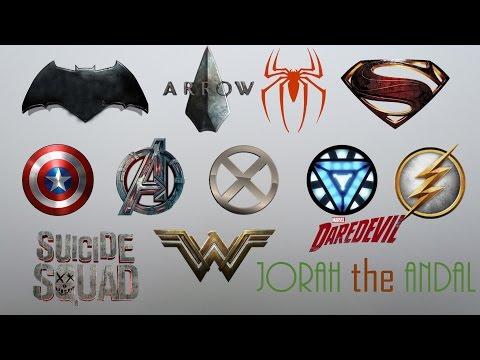 Superheroes Medley (Marvel and DC Soundtracks)