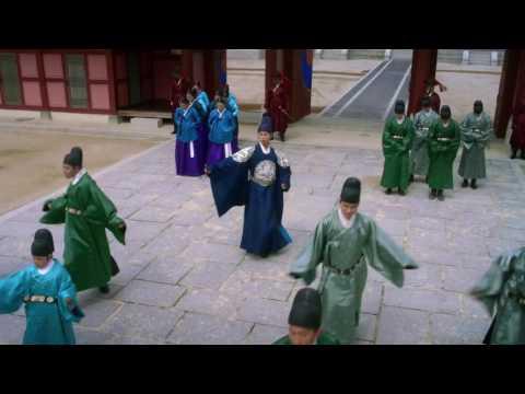 Park Bo Gum dances in drama trailer
