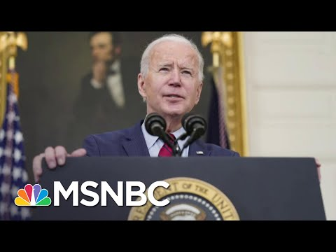 Biden Pushed Gun Control As Senator, VP, And Now President | The 11th Hour | MSNBC