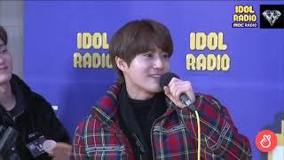 181220 SUHO ft. CHEN - LOVE SHOT Karaoke Time @ MBC Idol Radio