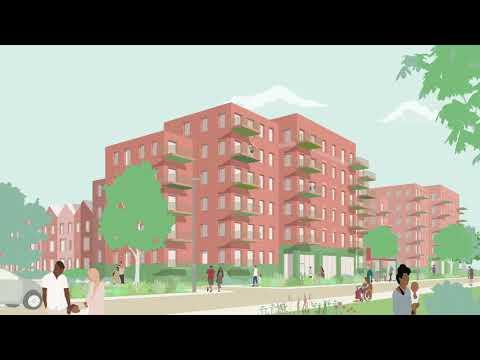 Great homes for a great new Gascoigne neighbourhood