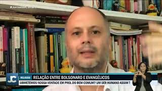 Antropólogo Juliano Spyer comenta preconceito com população evangélica no Brasil