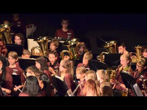 Band Concert - Altona Middle School, Longmont CO - May 5th 2015
