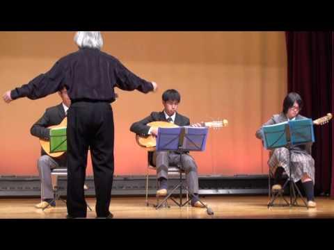 H28年坂下芸能祭⑱ 坂下高校ギターマンドリン部