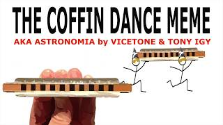 How to Play the Coffin Dance Meme on the Harmonica