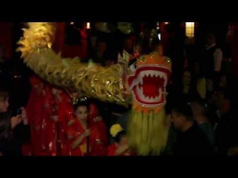 Китайский новый год 2014 Buddha-Bar на Синопской набережной (Санкт-Петербург)