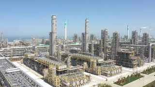 State-of-the-art petrochemical plant in NE China fully operational