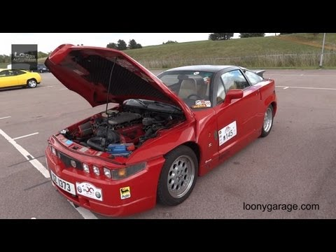 Alfa Romeo Sz Youtube