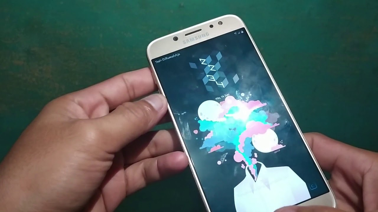 Review Hp Samsung J7 Pro 3 / 32 gb - YouTube