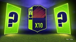 10 x GUARANTEED PATH TO GLORY PACKS! - FIFA 18 Ultimate Team