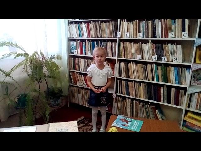 Изображение предпросмотра прочтения – АнастасияТетюева читает произведение «Листопад (Осенняя поэма)» И.А.Бунина