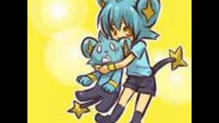 Luxray/Luxio/Shinx Pokemon Tribute