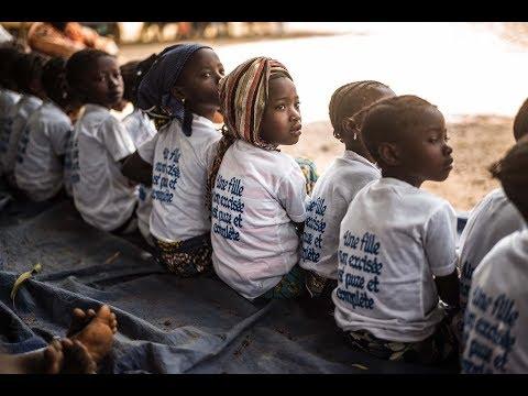 In Beeld: Meisjesbesnijdenis Stoppen In Guinee