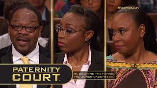 Woman Brings in 3 Ex-Lovers for Paternity Test - Part 1 (Full Episode) | Paternity Court
