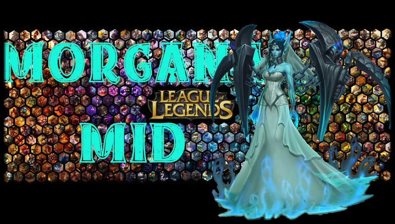 League of Legends - Morgana Mid - La novia cadáver - YouTube