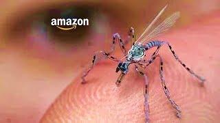 Top 5 Spy Gadgets on Amazon India || Insect Spy Drone on Amazon & Flipkart