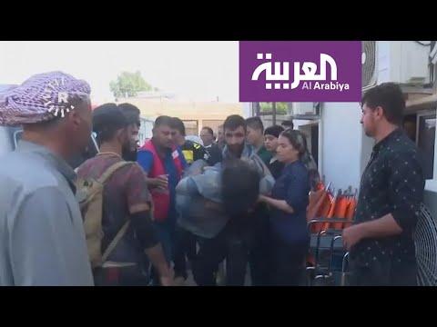 تركيا تقصف مستشفى رأس العين في سوريا  - نشر قبل 2 ساعة