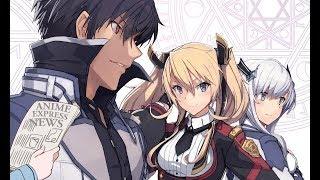 #34 Anime Express News [27.09 - 10.11.] CZĘŚĆ II