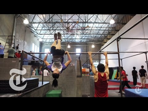 Parkour Training Heads Indoors in NYC - 2013 Video | The New York Times