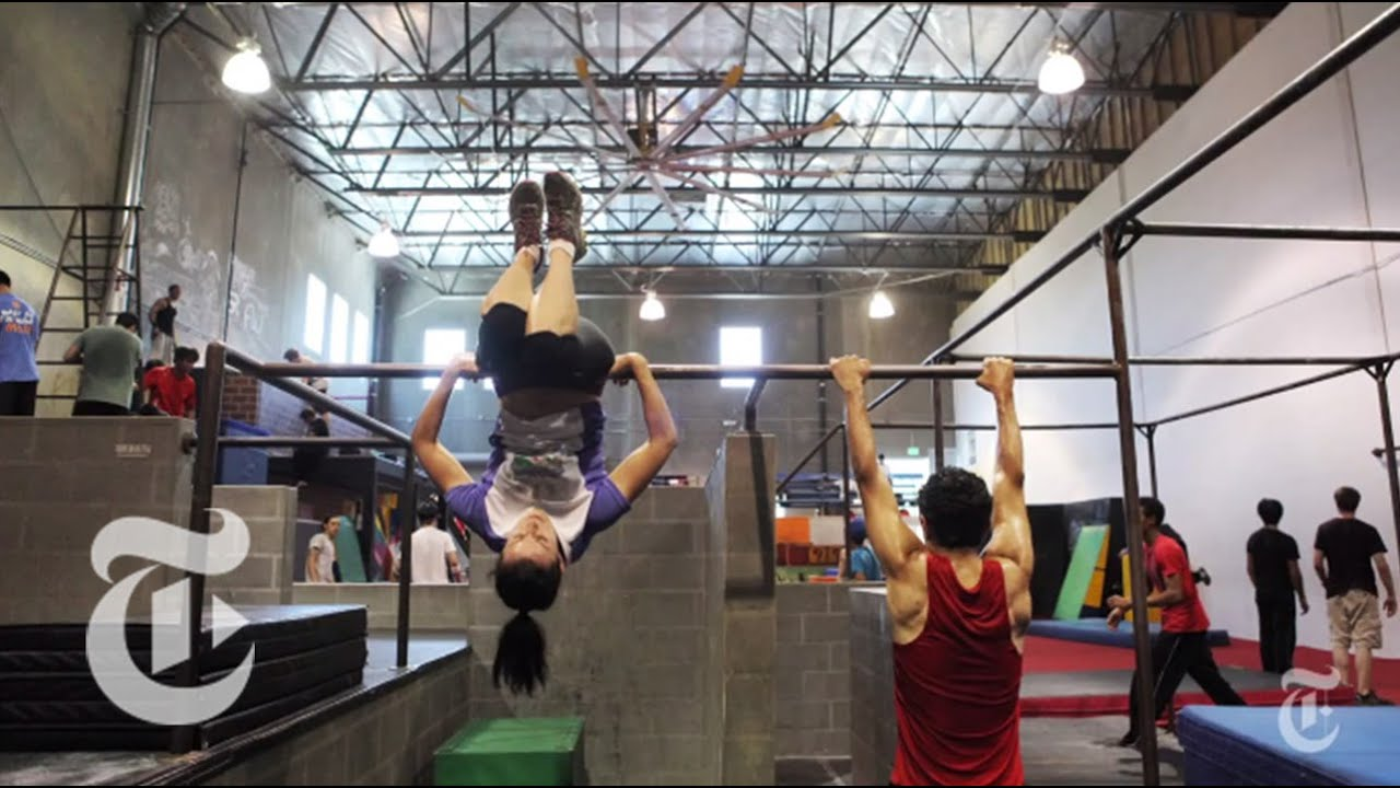 Parkour Training Heads Indoors In NYC