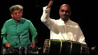 Indian Fusion Drumming with Mridangam - Ultimate Guru Music