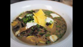 Co na święta: Zupa grzybowa z łazankami