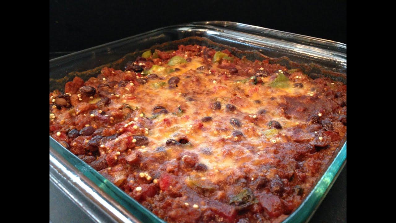 Healthy taco casserole recipe hasfit healthy mexican recipes healthy taco casserole recipe hasfit healthy mexican recipes healthy dinner recipe youtube forumfinder Gallery