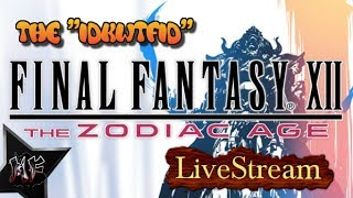 Final Fantasy XII The Zodiac Age IDKWTFID Fran s Ears Tho PS4