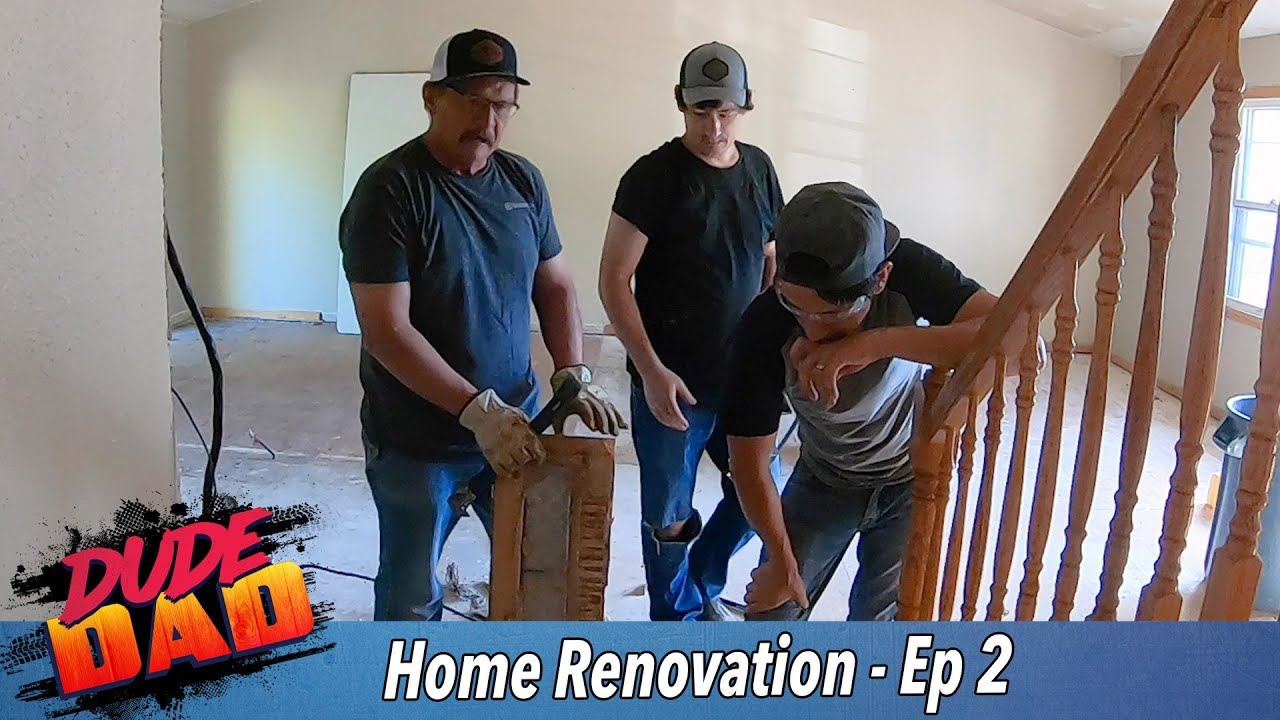 What have we done?! - Our Home Renovation - Ep. 2