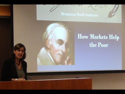 Poverty as a Determinant of Health — Markets as the Cure