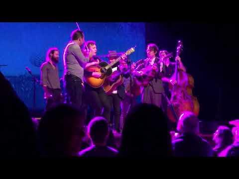 Gregory Alan Isakov All Shades Of Blue Ryman Auditorium 1-10-19 w/ The Milk Carton Kids