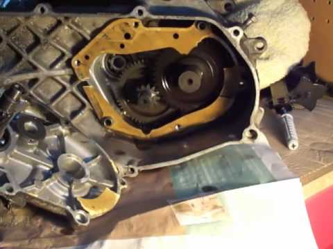 sr  gearbox removal installation youtube