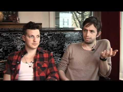 Yeasayer interview - Chris Keating and Ira Wolf Tuton (part 1)