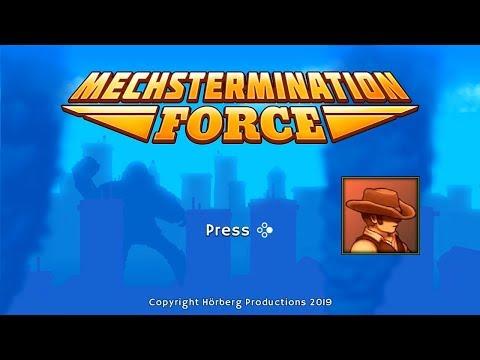 "Mechstermination Force (SW) ""Gunman Clive"" Game Clear W/ Cutscenes~! (1:26:46 IGT) (2019.04.07)"