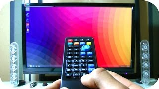 Universal PC Remote: Control your PC like a TV!