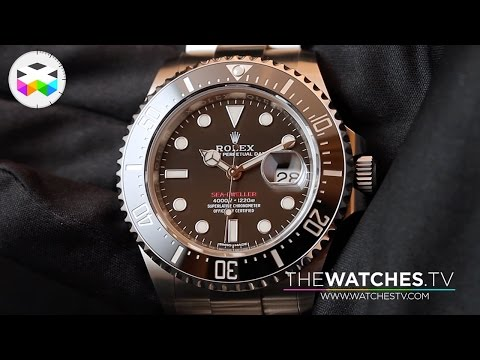 Rolex New Watches of Baselworld 2017
