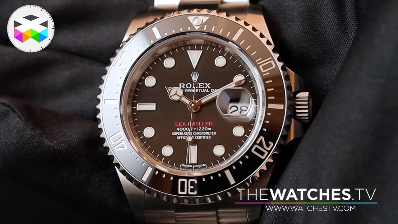 Rolex Watches For Men 2017