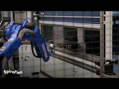 Spiroflex - kompleksowy producent systemów VENT CLEAR i AQUA STEEL