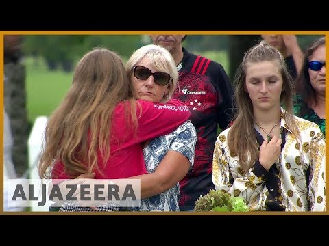 🇳🇿 'Our hearts are breaking': NZ readies to bury mosque attack dead | Al Jazeera English