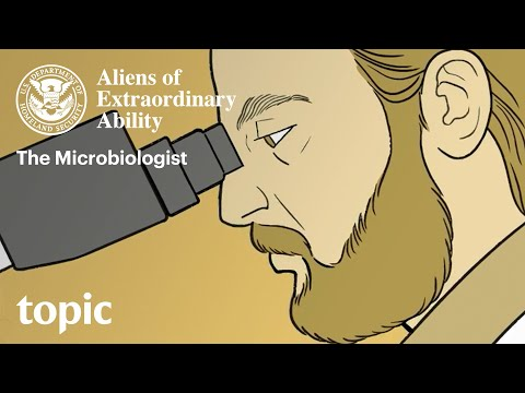 A Microbiologist | Alien of Extraordinary Ability | Topic
