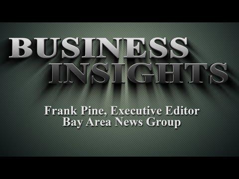 Executive Profiles - Frank Pine Executive Editor Bay Area News Group