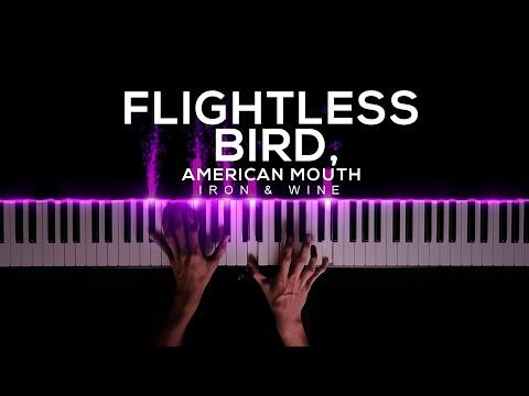 Flightless Bird, American Mouth - Iron & Wine | Piano Cover By Gerard Chua