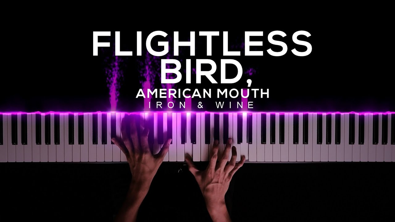 Flightless Bird, American Mouth - Iron & Wine | Piano Cover by Gerard Chua