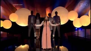 Дина Гарипова, Россия. Финал Евровидение 2013. (Full - HD)