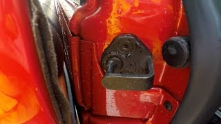 Доводчик сдвижной двери на VW T5(, 2016-03-19T22:57:16.000Z)